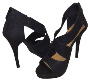 Michael Antonio Black Pumps