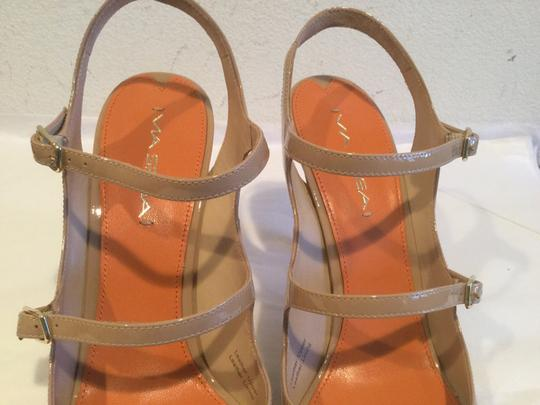 Via Spiga Foot And Ankle Straps Nude Sandals