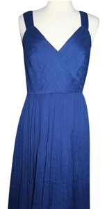 J.Crew Silk Over Wrap Bra Keeps Dress