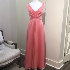 Jim Hjelm Occasions Coral/melon Dress
