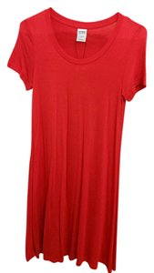 Vero Moda short dress Red Midi on Tradesy