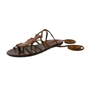 Gianfranco Ferre Brown Sandals