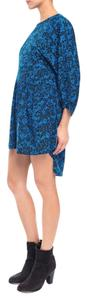 W118 by Walter Baker short dress Starry Night Loose Fitting Fall Fall Printed Mini on Tradesy