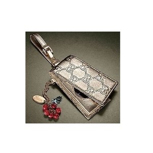 Gucci GUCCI MONOGRAM IPOD NANO CASE from UNICEF COLLECTION