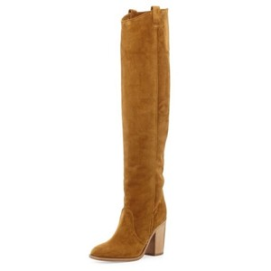 Laurence Dacade Camel Tan Boots