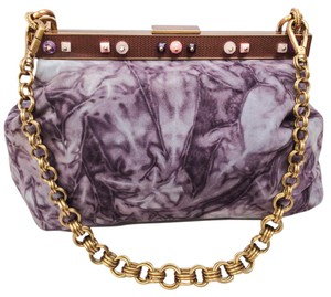 Prada Satchel in Lavender