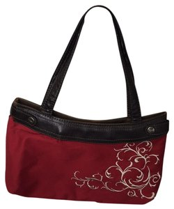 Other Satchel in Red/white