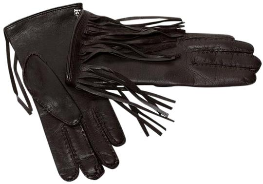 Preload https://img-static.tradesy.com/item/19849501/versace-brown-new-leather-gloves-w-fringe-size-m-0-1-540-540.jpg