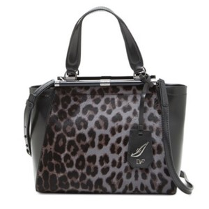 Diane von Furstenberg Satchel in Black