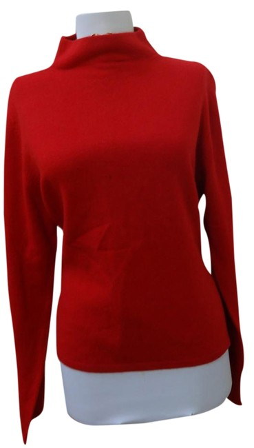 Size: Xl Heather Red Sweater Size: Xl Heather Red Sweater Image 1