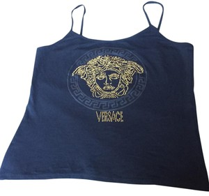 Versace Top Black