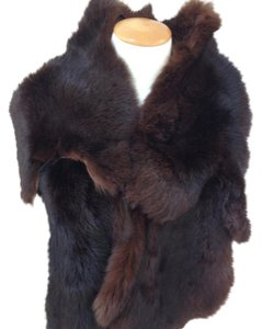 Ines et Marechal Genuine Fur Wrap