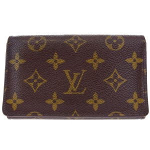 Louis Vuitton Tresor Bifold Wallet Purse Monogram Leather BN M61730 Mens