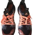 Adidas training Black and Coral Athletic