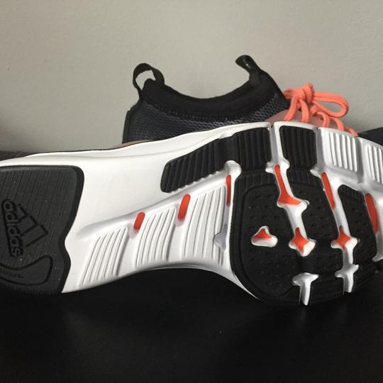 Adidas training Black and Coral Athletic Image 2