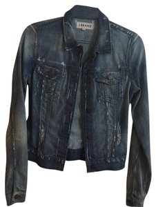 J Brand Light denium Womens Jean Jacket