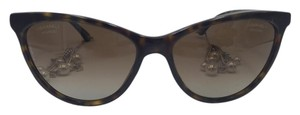 Chanel Limited Edition Havana Polarized Chanel Sunglasses 5341-H c.714/S9 58