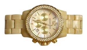 Michael Kors Michael Kors Cream Chronograph Madison Watch
