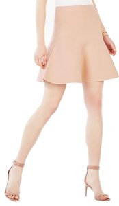 BCBGMAXAZRIA Mini Skirt Bare pink