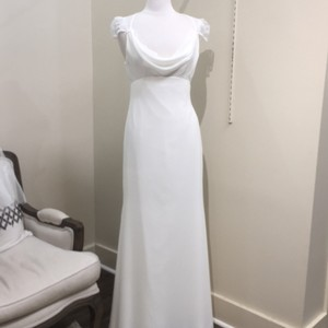 Jim Hjelm Occasions Ivory Dress