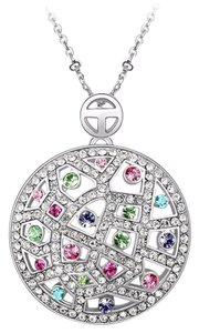 Exquisite Austrilia Crystal Pendant Necklace!