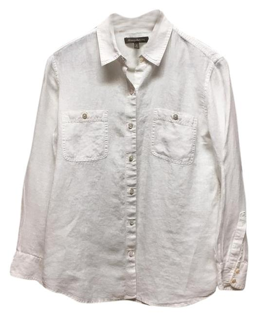 Tommy bahama white button down shirt for Tommy bahama florida shirt