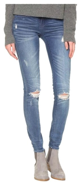 Item - Blue The Classic New Shopbop Skinny Jeans Size 27 (4, S)