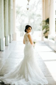 Mori Lee Mori Lee 2863 Wedding Dress
