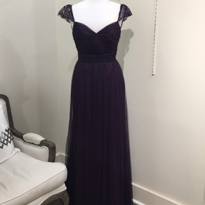 Jim Hjelm Occasions Plum Dress