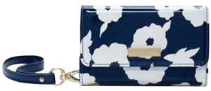Kate Spade Wristlet in Blue/White