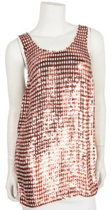 Ashish Top Red & White