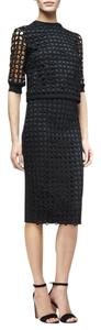 Lela Rose Isabel Marant Iro Rag & Bone Tory Burch The Row Skirt Black