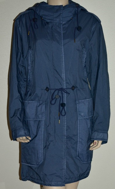 Burberry New Parka Trench Coat Image 1