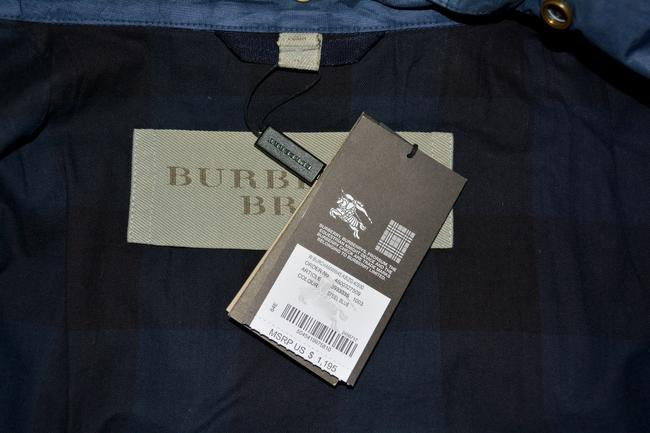 Burberry New Parka Trench Coat Image 8