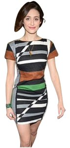 Derek Lam Stripes Dress