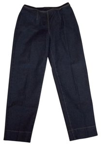 Piazza Sempione Straight Pants Blue