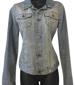 Abercrombie & Fitch Womens Jean Jacket