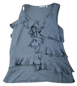 Halogen Designer Tank Top blue