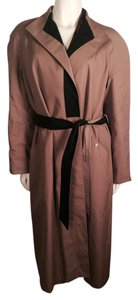 Etienne Aigner Trench Size 16 & Trench Coat