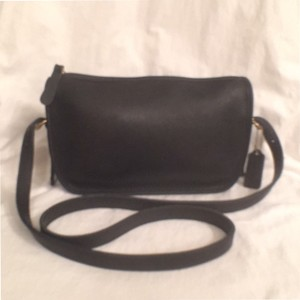 Coach Leather Vintage Cross Body Bag