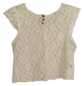 Divided by H&M Top Off white