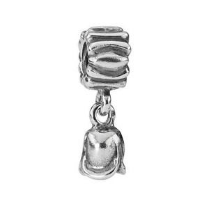 PANDORA Retired Pandora Silver Tulip Dangle Charm