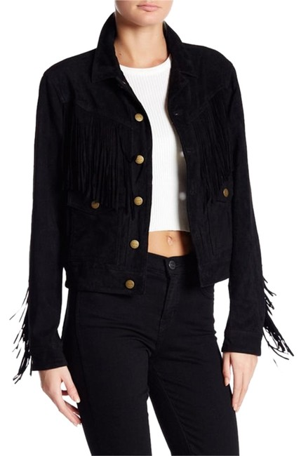 Preload https://img-static.tradesy.com/item/19851684/currentelliott-black-tracker-on-the-fringe-4375-1372-leather-jacket-size-4-s-0-3-650-650.jpg