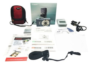 Canon Digital Camera Set [ Roxanne Anjou Closet ]