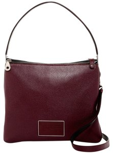 Marc by Marc Jacobs Ligero Leather Multi Large Shoulder Bag