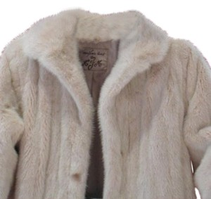 Norjean Furs Genuine Blush Mink (Natural) Jacket