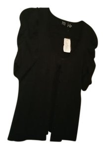 Saks Fifth Avenue Button Down Shirt Black