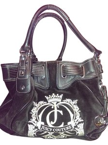 Juicy Couture Large Leather Hobo Bag
