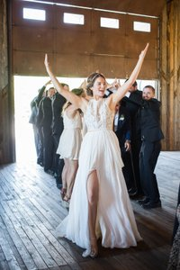 Leanne Marshall Solaine Wedding Dress