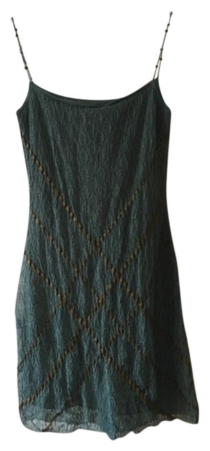 Preload https://img-static.tradesy.com/item/19852374/dior-christian-lace-vintage-dress-teal-with-bronze-trim-detailing-19852374-0-1-650-650.jpg